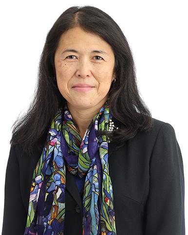 Keiko Simon, Ph.D.