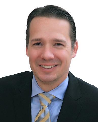 Shawn Bridy, MA, MBA